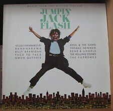 JUMPIN' JACK FLASH/WHOOPI GOLDBERG OST SOUNDTRACK HOLLAND PRESS LP MERCURY