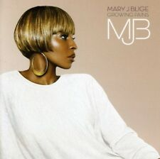Mary J. Blige - Growing Pains (Imported) [New CD]