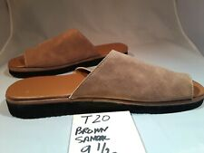 womens brown sandals size 9