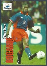 PANINI WORLD CUP 98- #016-HOLLAND & BARCELONA-WINSTON BOGARDE