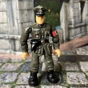Mega Bloks Construx Call of Duty Custom Figure Germán Officer WW2