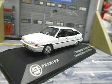 CITROEN BX 16 TRS 1983 Limousine weiss white IXO Triple9 1:43