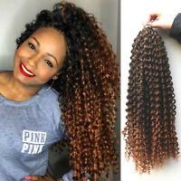 "3pack 18"" Ombre Crochet Twist Hair Water Wave Synthetic Braiding Hair Extensions"