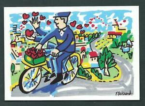Postcard - uncirculated - France - Le Facteur de la St Valentin