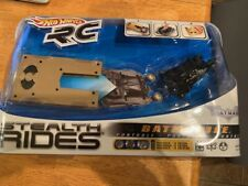 Hot Wheels Batman RC Stealth Rides Batmobile Pop Up Portable RC T7191