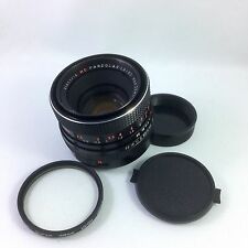 Carl Zeiss Jena electric MC Pancolar 50mm f1.8 lens for M42