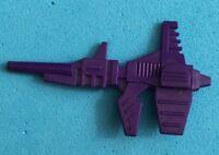 -- G1 Transformers Triplechanger - Blitzwing - Gyro-Blaster Rifle Gun --