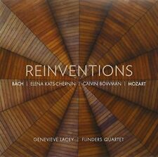 NEW - Reinventions by LACEY,GENEVIEVE / FLINDERS QUARTET
