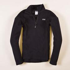 Helly Hansen Damen Pullover Sweater Strick Gr.S (DE 36) Fleece Schwarz, 37253