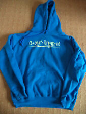 Woot hooded Sweater-the formula for success -! Bazinga tbbt-Hoodie-Blue-M