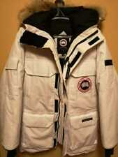 canada goose EXPEDITION jacket  parka used down  original XS