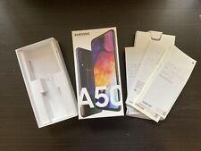 Samsung Galaxy A50 Empty Box (Box only)