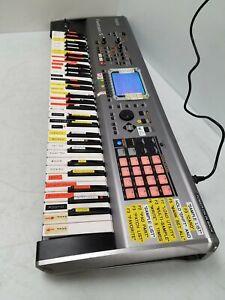Roland Fantom-S Workstation MIDI Synthesizing Keyboard