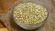 Green buckwheat, organic, without additives, losing weight 450gr, sprouting