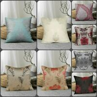 New Modern Jacquard Cushion Covers OR Filled Cushions Small & Large sofa cushion