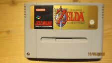 The Legend of Zelda a Link to the Past for SNES Super Nintendo. Cart Only. Pal.