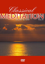 DVD Classical Meditación Volumen 4 Noche Y Day
