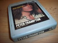 1979 Peter Frampton Where I Should Be 8-Track