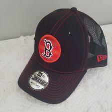 """BOSTON RED SOX NEW ERA 940 SNAPBACK TRUCKER HAT CUSTOM """"FILL T"""" ADJUSTABLE $28"""