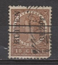 Nederlands Indie Netherlands Indies Indonesie 90 used CANCEL BUITEN BEZIT 1908