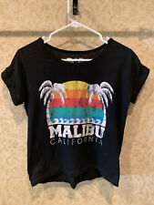 Rebel Yell Unisex T-Shirt Malibu California