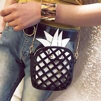 Women Fruit  Shape Handbag Crossbody shoulder bag Satchel Messenger Purse Chain