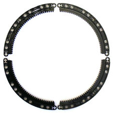 Lego Technic Black Circle Curved Round Toothed Gear Racks x4 - 24121 6224911 NEW