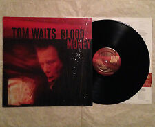 "RARE LP 12"" VINYL 180 GR TOM WAITS BLOOD MONEY ANTI 2002"