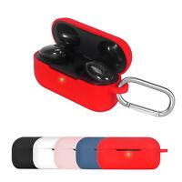 Für 1MORE EHD9001TA True ANC IE Kopfhörer Silikon Case Tasche Schutzhülle Hook