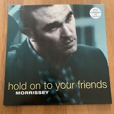 "Morrissey - Hold On To Your Friends 12"" Vinyl, Gatefold, Limited Edition, NM/NM"