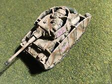 1/100th (15mm) WWII German Panzer IV G 75/L43 Wargaming Model