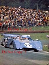 Francois Cevert McLaren M8F Winner Donnybrooke Can Am 1972 Photograph 1