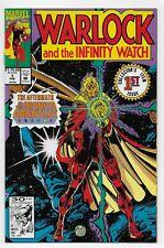 Warlock and the Infinity Watch Infinity Gauntlet Avengers Infinity War Endgame