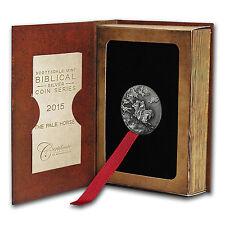 2 oz Silver Coin - Biblical Series (Pale Horse) - SKU #92639