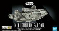 Bandai Star Wars Vehicle Model 015 Millennium Falcon 5055704