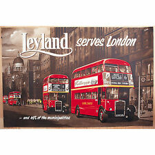 London Collectable Advertising Postcards