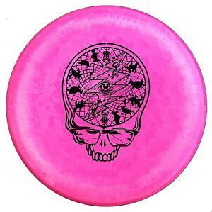 平 NEW Gateway Wizard Dead Head Stamp Disc Golf Putter Approach Disc 平