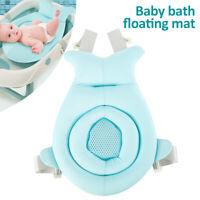 Baby Bath Pad Non-Slip Bathtub Mat NewBorn Safety Security Bath Seat Support AU.