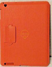 Ozaki Icoat Smart Case For iPad & iPad 2 Orange New In Box