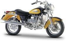 Maisto 1:18 - Motorbike - Honda F6C - Yellow/Black