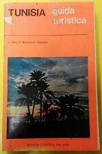 Guida turistica culturale TUNISIA Ed. Newton Compton Italiana 1971