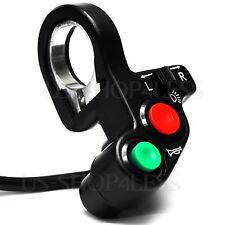 Universal Horn & Turn Signal Light Switch For 7/8'' Handlebar ATV Offroad Sport