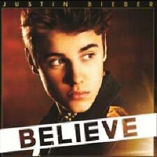 BIEBER, JUSTIN - BELIEVE (DELUXE LIMITED EDITION) - CD - NEW