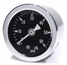 Visualizzazione la pressione dell'olio per Harley Davidson Custom Hot Rod la pressione dell'olio visualizzazione Nero