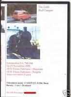 DVD No 6 Locomotiva 740-160 Fabriano-Macerata-Pergola                         aa