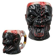 Surreal Entertainment 16oz Bloody Zombie Face Mug NEW