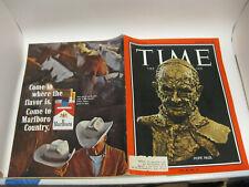 TIME MAGAZINE  SEPTEMBER 24,1965 POPE PAUL