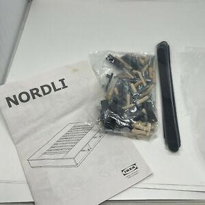 IKEA NORDLI Bed  Assembly HARDWARE Parts for Assembling  BED Bag 3 360255