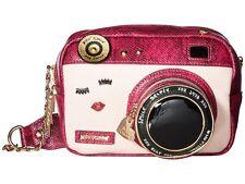 NWT Betsey Johnson Kitsch Close Up Camera Crossbody Bag - HIGHLY COLLECTIBLE!!