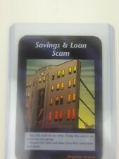 Savings and Loan Scam - 1995 - Illuminati New World Order CCG - Mint